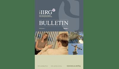 iirp bulletin cover